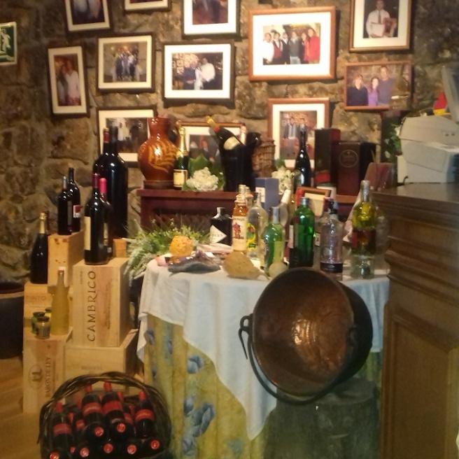 Restaurant in La Alberca